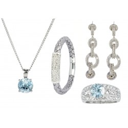 Aquamarine Set 3