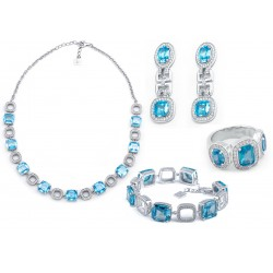 Aquamarine Set 6