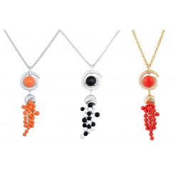 Coral Set 5 Necklace