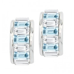 Aquamarine Set 3 Earrings