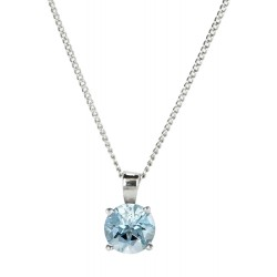 Aquamarine Set 3 Necklace