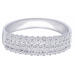 Diamond Set 18 Bracelet (Exc. to Precious)