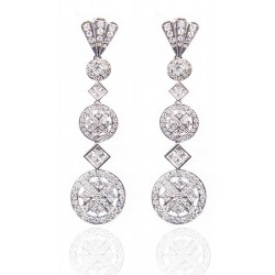 Diamond Set 5 Earrings (Exclusive to Precious)