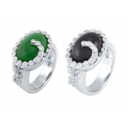 Jade Set 3 Ring