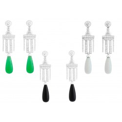 Jade Set 4 Earrings