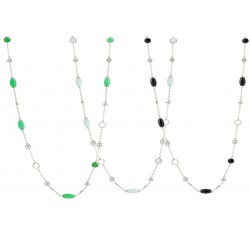 Jade Set 4 Necklace