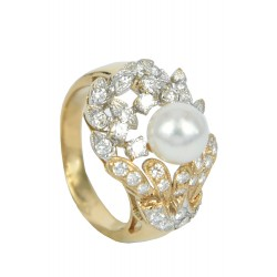 Pearl Set 10 Ring (Exclusive to Precious)