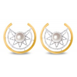 Pearl Set 2 Earrings