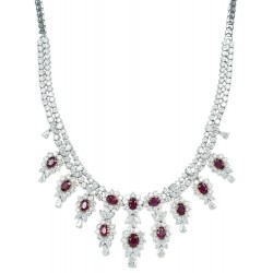 Ruby Set 6 Necklace  (EXC. TO PRECIOUS)