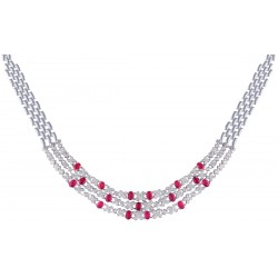 Ruby Set 9 Necklace (Exclusive to Precious)