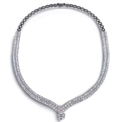 Diamond Set 11 Necklace (Exclusive to Precious)