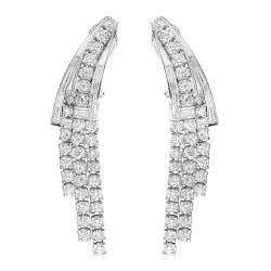 DIAMOND SET 22 EARRINGS (EXCLUSIVE TO PRECIOUS)