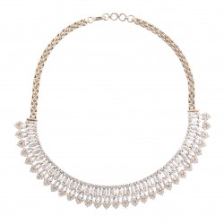 DIAMOND SET 23 NECKLACE (EXCLUSIVE TO PRECIOUS)