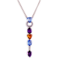 Amethyst Set 1 Necklace