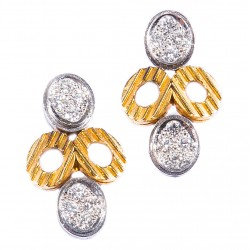 Diamond Set 9 Earrings (Exclusive to Precious)