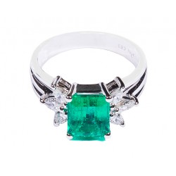 Emerald Set 3 Ring (Exclusive to Precious)