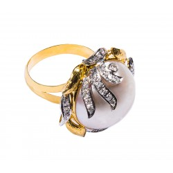 Pearl Set 3 Ring (Exclusive to Precious)