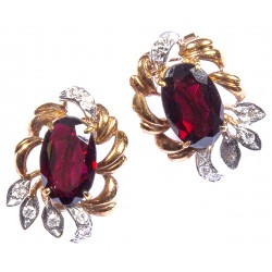 Ruby Set 3 Earrings (Exclusive to Precious)