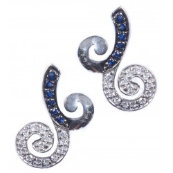 Sapphire Set 1 Earrings