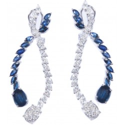 Sapphire Set 6 Earrings (Exclusive to Precious)