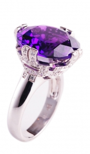 Amethyst Set 1 Ring