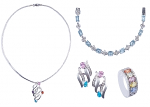 Aquamarine Set 4 (Exclusive to Precious)