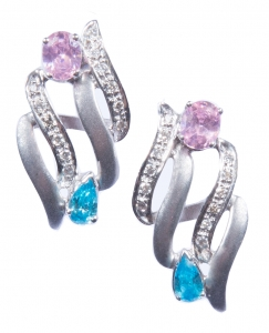 Aquamarine Set 4 Earrings (Exclusive to Precious)