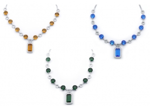 Citrin Set 1 Necklace