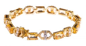 Citrin Set 6 Bracelet (Exclusive to Precious)