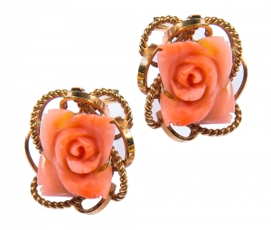 Coral Set 7 Earrings (Exclusive to Precious)