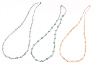 Diamond Set 4 Necklace