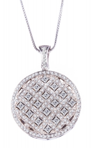 Diamond Set 5 Necklace (Exclusive to Precious)