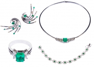 Emerald Set 3 (Exclusive to Precious)