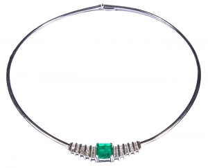 Emerald Set 3 Necklace (Exclusive to Precious)