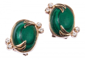 Jade Set 1 Earrings (Exclusive to Precious)