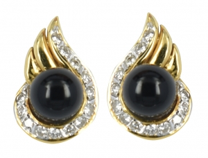 Onyx Set 6 Earrings (Exclusive to Precious)