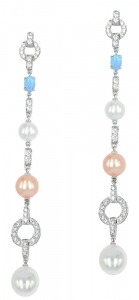 Opal Set 1 Earrings