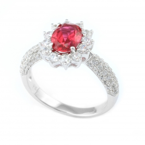 Ruby Set 4 Ring