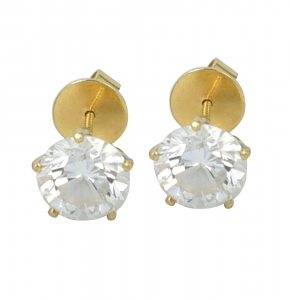 DIAMOND SET 13 EARRINGS (EXC. TO PREC.)
