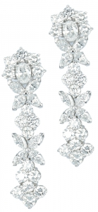 DIAMOND SET 15 earrings (EXC. TO PREC.)