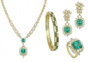 Emerald set 7 (Exclusive to Precious)