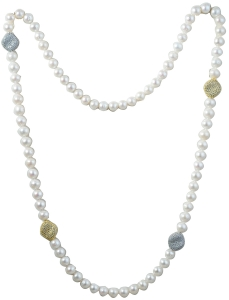 Pearl Set 11 Necklace