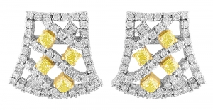 DIAMOND SET 20 EARRINGS (EXCLUSIVE TO PRECIOUS)