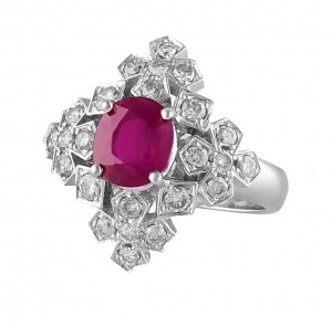 Ruby Set 9 Ring (Exclusive to Precious)