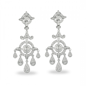 DIAMOND SET 24 EARRINGS (EXCLUSIVE TO PRECIOUS)