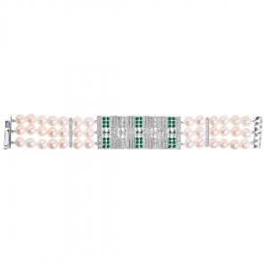 EMERALD SET 8 BRACELET (EXCLUSIVE TO PRECIOUS)