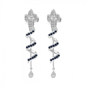 SAPPHIRE SET 7 EARRINGS  (EXCLUSIVE TO PRECIOUS)