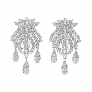 DIAMOND SET 25 EARRINGS (EXCLUSIVE TO PRECIOUS)