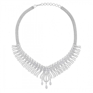 DIAMOND SET 25 NECKLACE (EXCLUSIVE TO PRECIOUS)