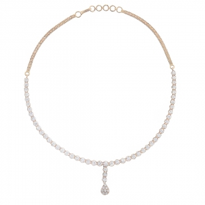 DIAMOND SET 26 NECKLACE (EXCLUSIVE TO PRECIOUS)